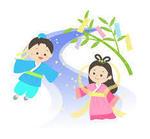 7月七夕 織姫・彦星.jpg